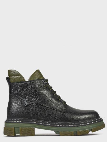 Кожаные ботинки - черные Lab. Pal Zileri