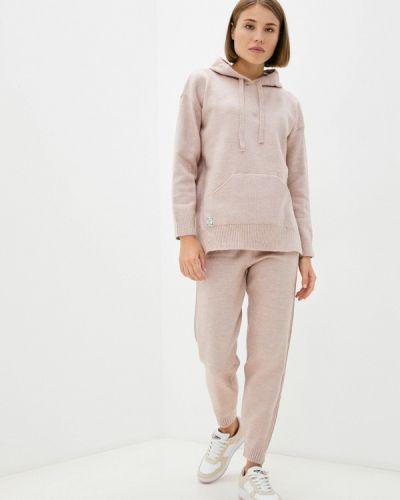 Вязаный костюм - розовый Vladi Collection