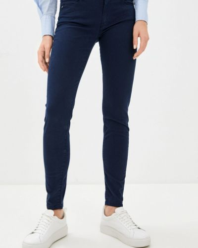 Зауженные джинсы - синие Rifle
