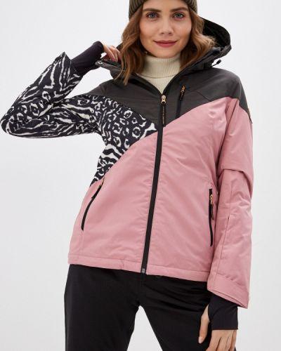 Розовая куртка горнолыжная Brunotti