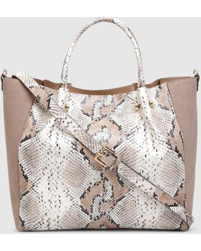 Кожаная сумка - коричневая Gianni Notaro