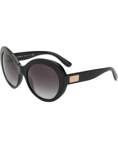 Солнцезащитные очки с градиентом металлические Dolce & Gabbana