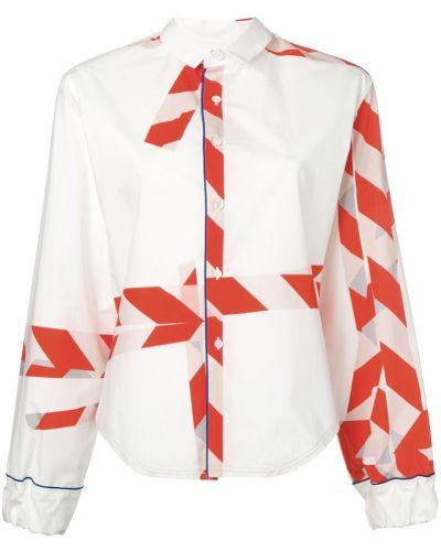Классическая классическая рубашка на пуговицах Rohka