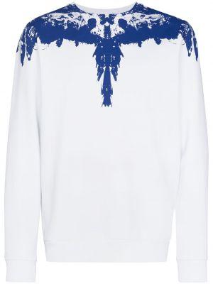 Bluza dresowa - biała Marcelo Burlon County Of Milan