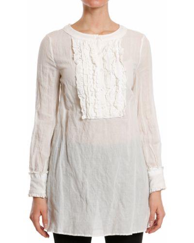 Белая блузка хлопковая See By Chloe