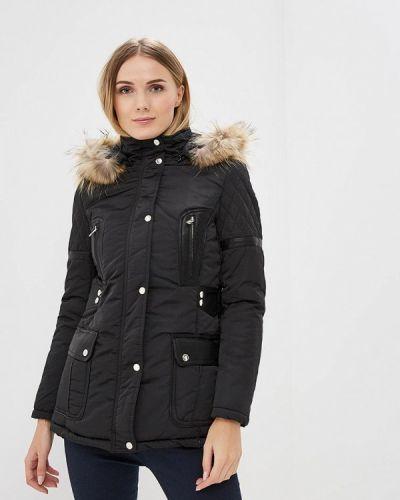 Черная куртка Softy