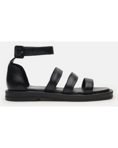 Деловые сандалии - черные Windrose
