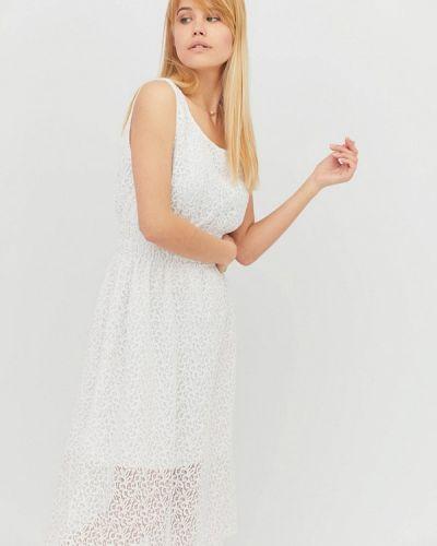 Платье миди - белое Прованс