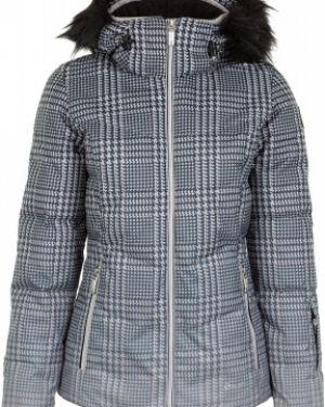 Куртка с капюшоном горнолыжная спортивная Glissade