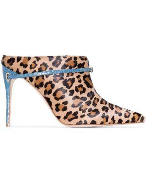 Мюли на каблуке Jennifer Chamandi