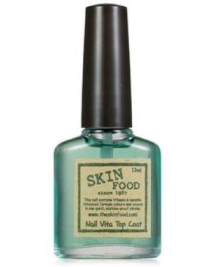Топовое покрытие для ногтей Skinfood
