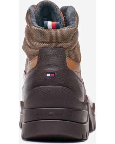 Ботинки - коричневые Tommy Hilfiger