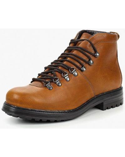 Кожаные ботинки - коричневые Ralf Ringer