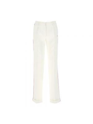 Klasyczne spodnie - białe Off-white