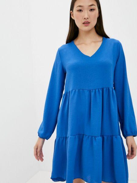 Синее платье Sublevel