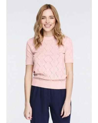 Джемпер весенний розовый Musthave