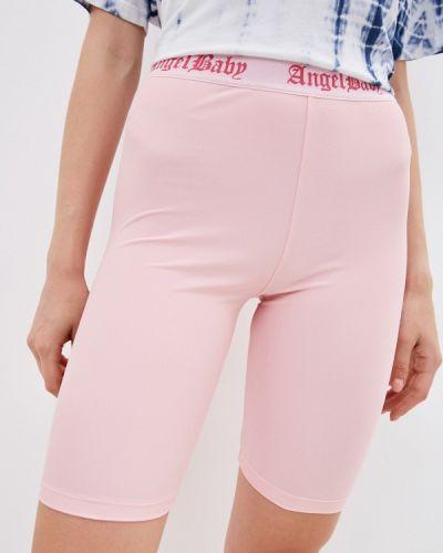 Розовые спортивные шорты Artem Krivda