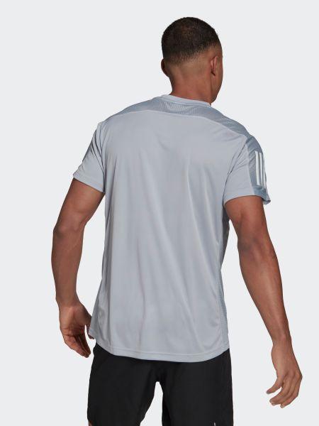 Серая футболка Adidas