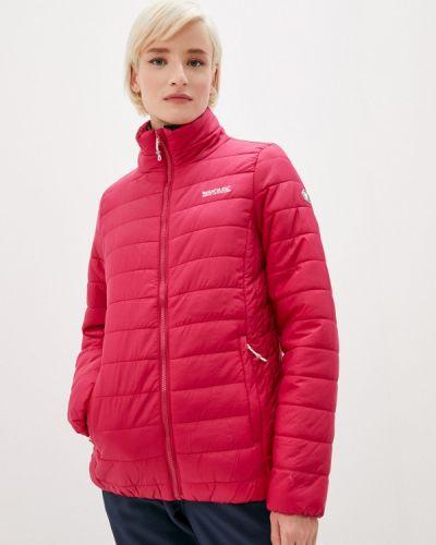 Утепленная куртка - розовая Regatta