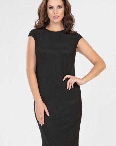 Черное платье-футляр Prima Linea