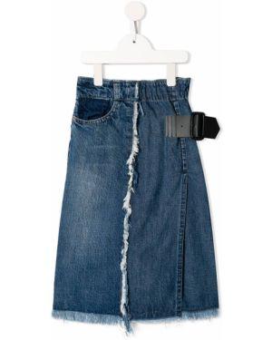 Синяя джинсовая юбка Go To Hollywood