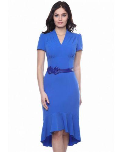 Платье миди - голубое Grey Cat
