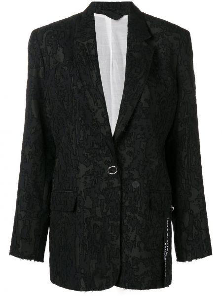 Черный пиджак Diesel