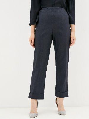 Широкие брюки - синие Rosa Thea