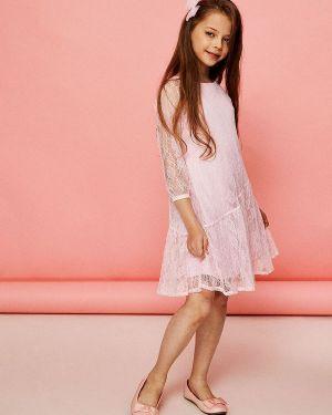 Платье хлопковое с подкладкой Zarina