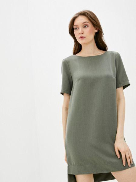 Платье - зеленое Vivostyle