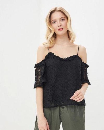 Блузка - черная Sweewe