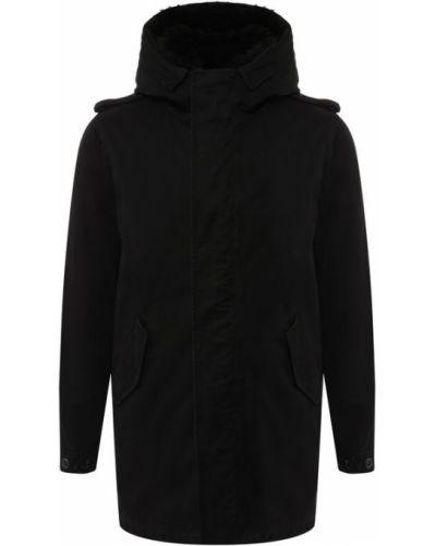 Куртка черная с подстежкой Lempelius