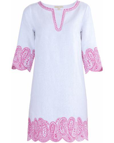 Платье мини прямое ажурное Michael Michael Kors