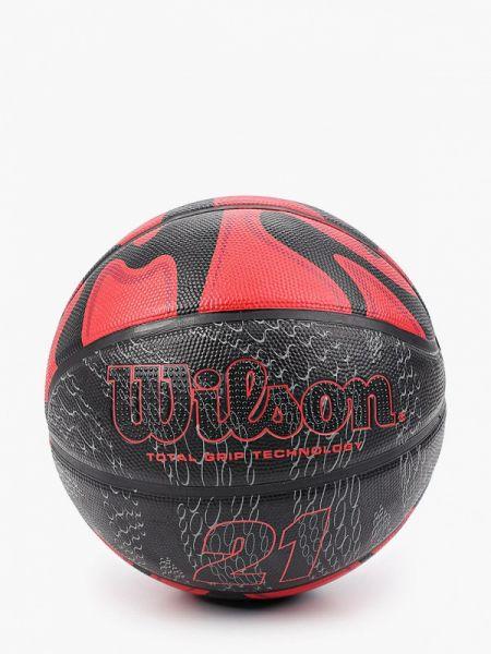 Красный баскетбольный спортивный костюм Wilson