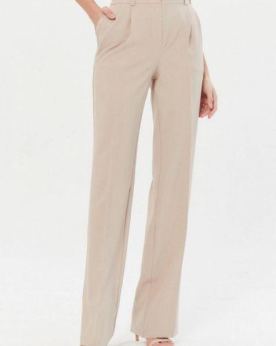 Бежевые брюки Moru