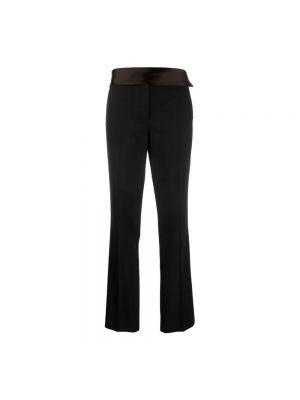 Czarne spodnie Helmut Lang