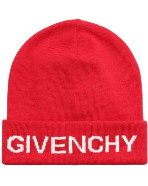 Kapelusz kostium kaszmir Givenchy