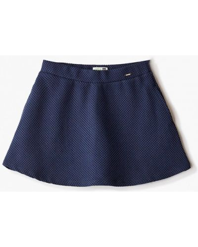 Синяя юбка Sela
