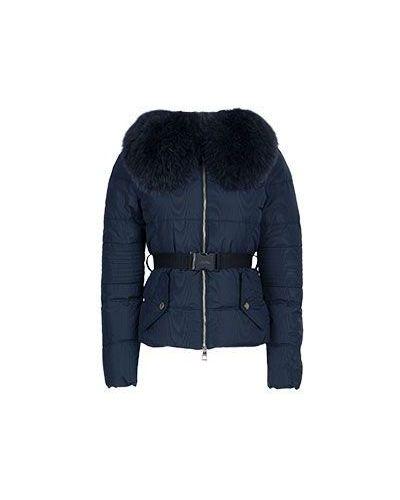 Зимняя куртка демисезонная синий Versace Collection