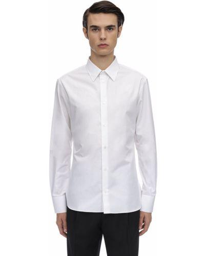 Koszula klasyczna z kołnierzem z mankietami The Row