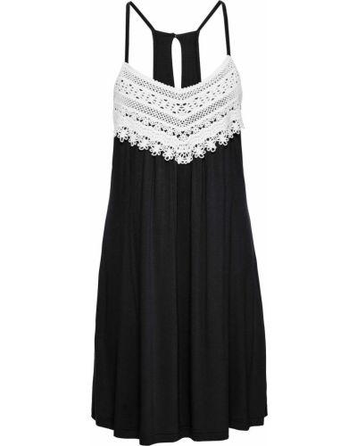 Летнее платье ажурное Bonprix