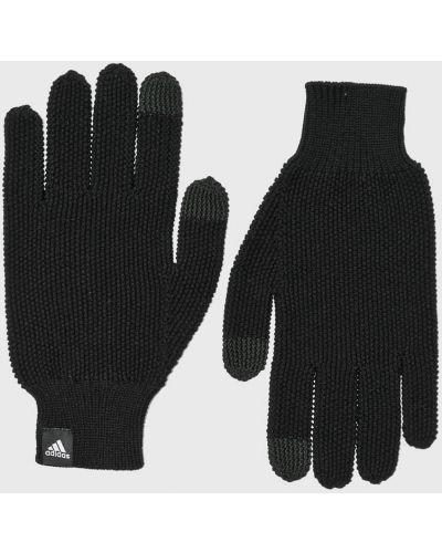 Перчатки текстильные трикотажные Adidas Performance