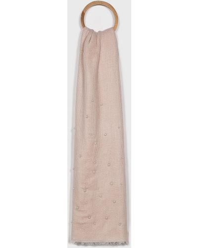 Шарф розовый Answear