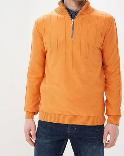 Джемпер осенний оранжевый Elijah & Sims