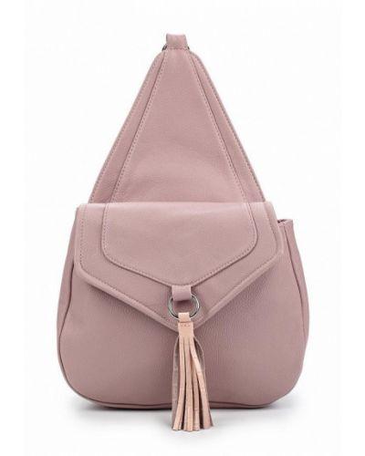 Розовый рюкзак медведково