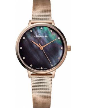 Часы - черные Adriatica