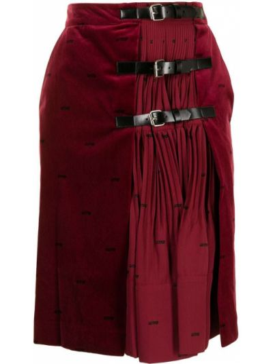 Spódnica bawełniana Pushbutton