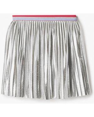 Серебряная юбка O'stin