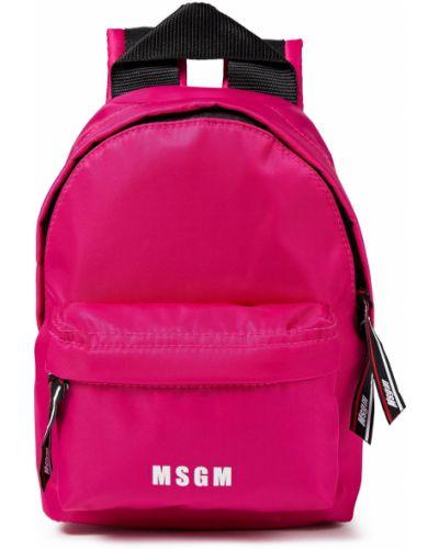 Рюкзак с карманами Msgm