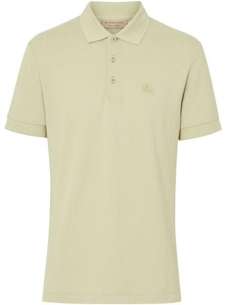 Koszula krótkie z krótkim rękawem klasyczna z logo Burberry
